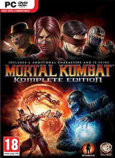 Mortal Kombat Komplete Edition - PC (Download Completo)
