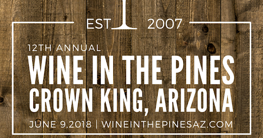 12th Annual Wine in the Pines 2018