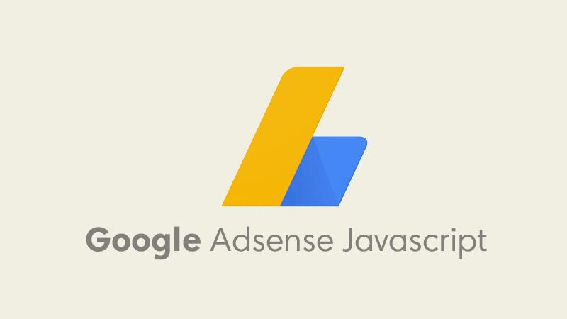 Adsense javaScript