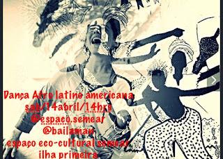 Oficina de Dança Afro Latino-Americana para Mulheres