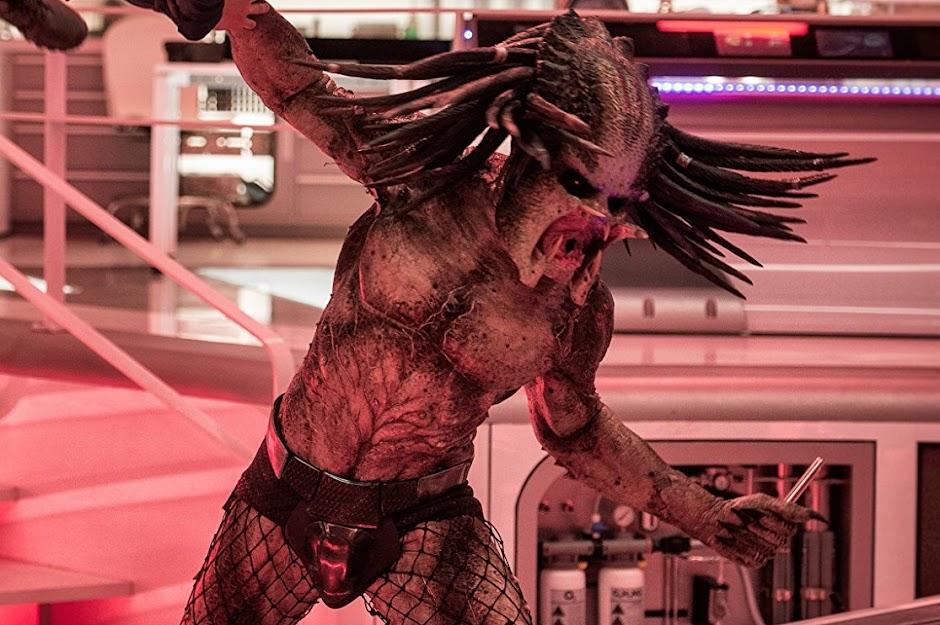 """Comercial estendido de """"O Predador"""" revela o aprimoramento definitivo"""