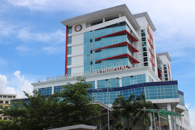 KPJ Sabah Pusat One Stop Medis Anda