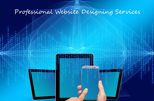 Professional Website Designing Services at Low Prices