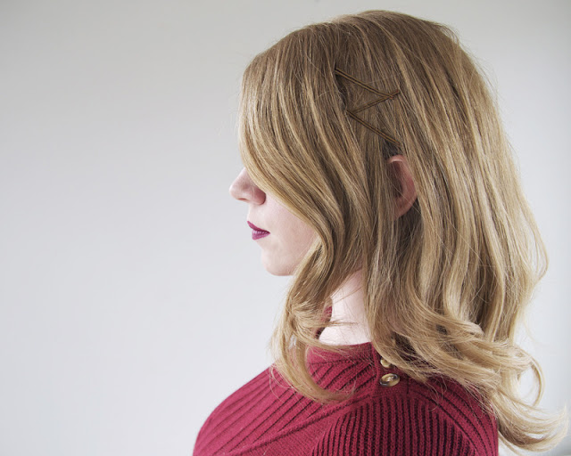 Hair Tutorials: 7 Incredibly Chic Ways to Wear Bobby Pins - The Daily Fashion and Beauty News