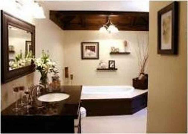 Small Bathroom Ceiling Color SBC 2R5
