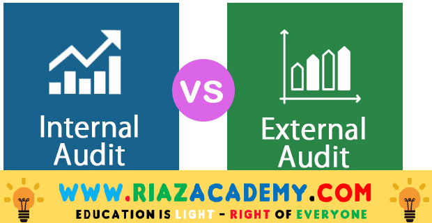 Difference between Internal and External Auditor