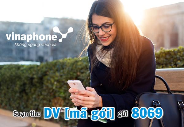 Đăng ký 3G Vinaphone - Các gói cước 3G của Vinaphone