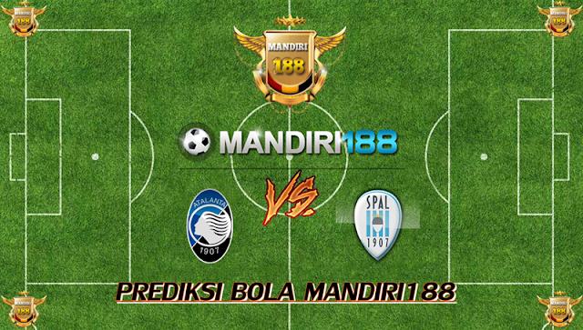 AGEN BOLA - Prediksi Atalanta vs S.P.A.L. 2013 6 November 2017