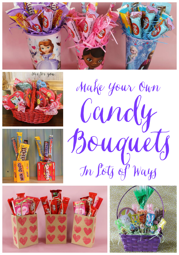 Make A Candy Bouquet In A Box Miss Kopy Kat