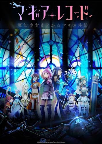 Magia Record: Mahou Shoujo Madoka☆Magica Gaiden Episode 13