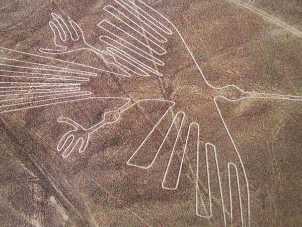 Nazca Lines penemuan spektakuler dalam bidang arkeologi