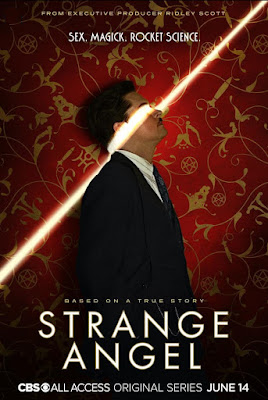 Strange Angel CBS All Access