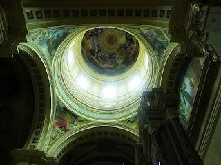 Afrescos de Aldo Locatelli - Catedral de São Francisco de Paula, Pelotas