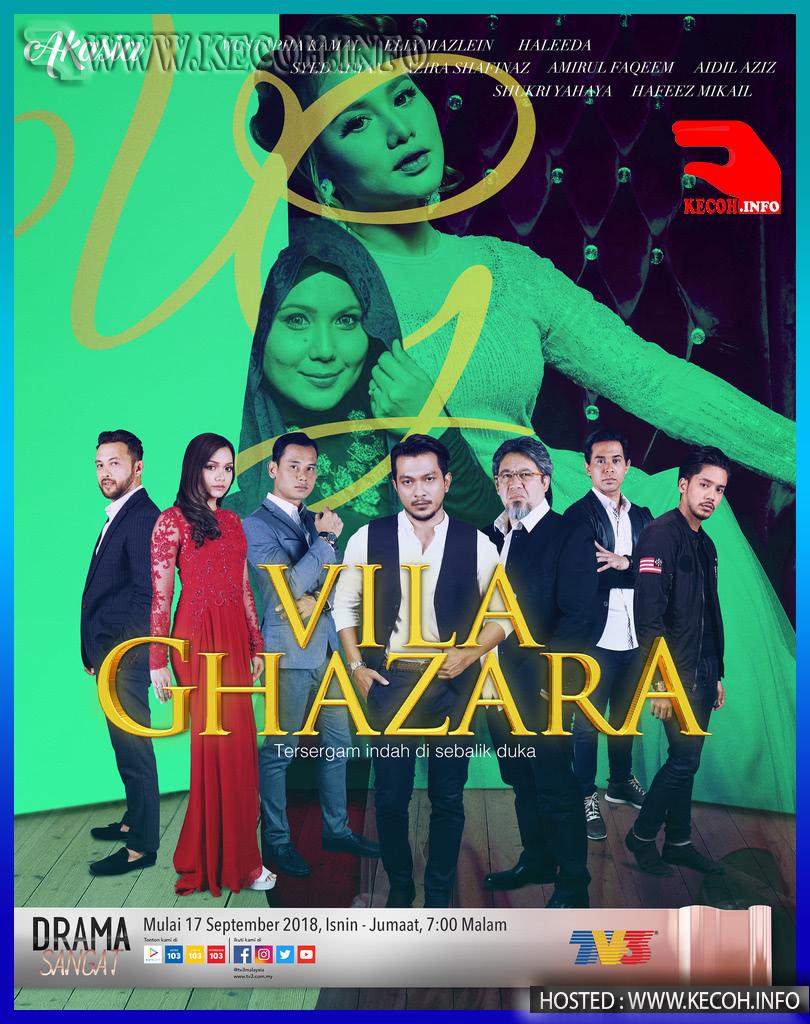 Tonton Drama Vila Ghazara Full Episod