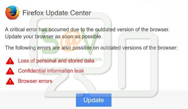 Firefox Update Center