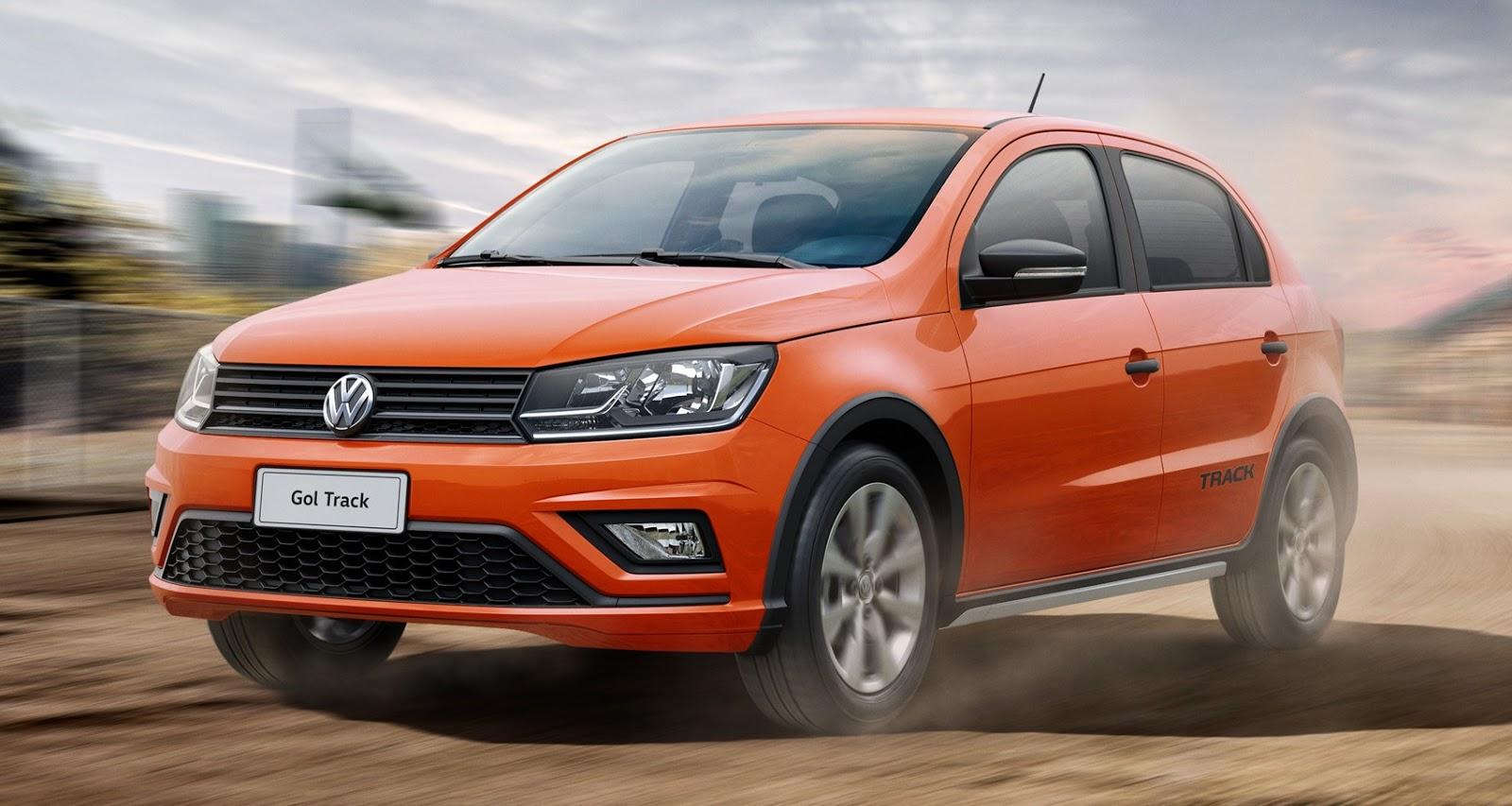 Volkswagen Gol Track alia visual aventureiro e lista completa de equipamentos