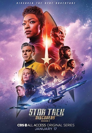 Star Trek - Discovery 2ª Temporada Legendada Séries Torrent Download capa