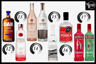 mejores vodkas