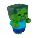 Minecraft Zombie SquishMe Series 1 Figure