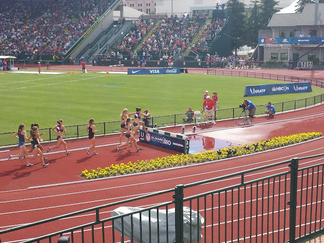 Track and Field Trials 16 - Women's Steeple
