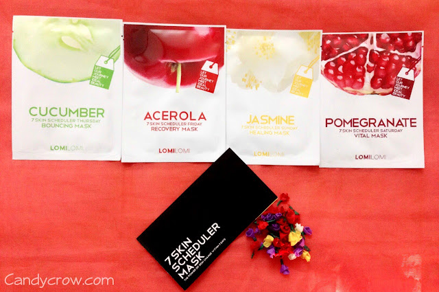 Lomi Lomi 7 Days Scheduler Mask Review