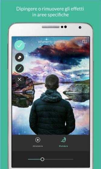 app fotoritocco fotgrafie su android