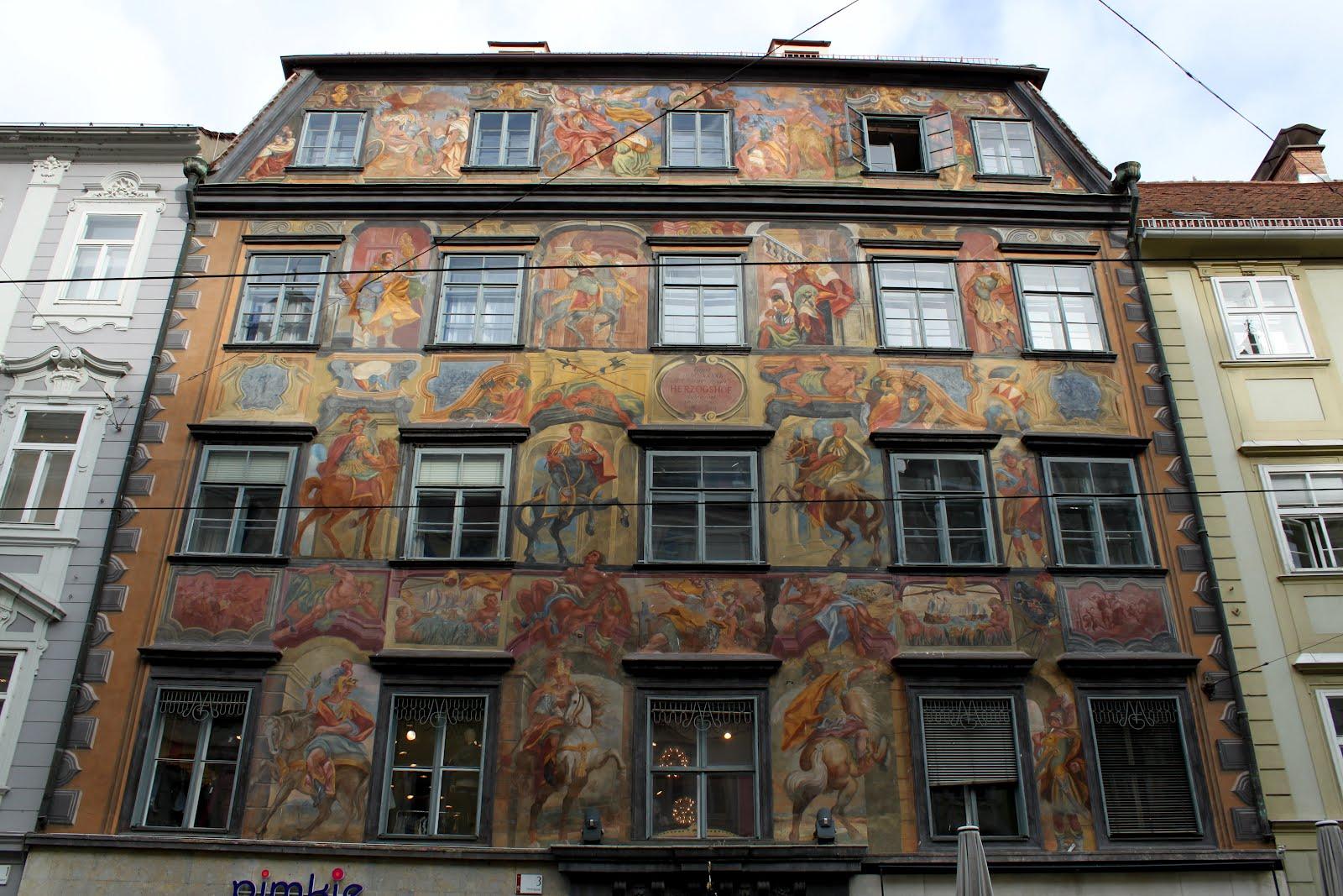 régi épület egy lakást graz)