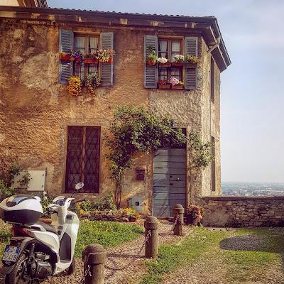 Vakkert i Bergamo