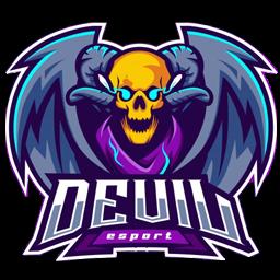 logo tengkorak sayap