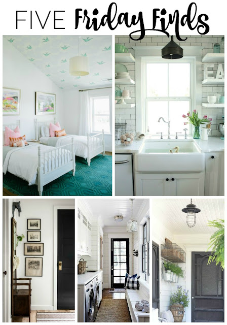 Five beautiful spaces and inspiration! - Littlehouseoffour.com