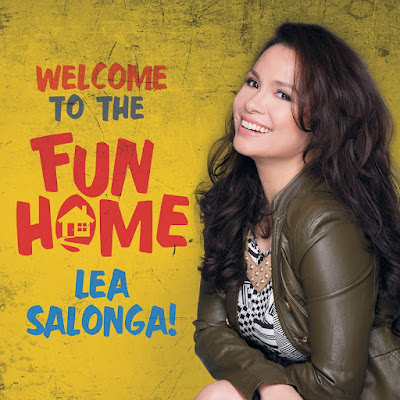 LEA SALONGA to play role of Helen Bechdel in FUN HOME
