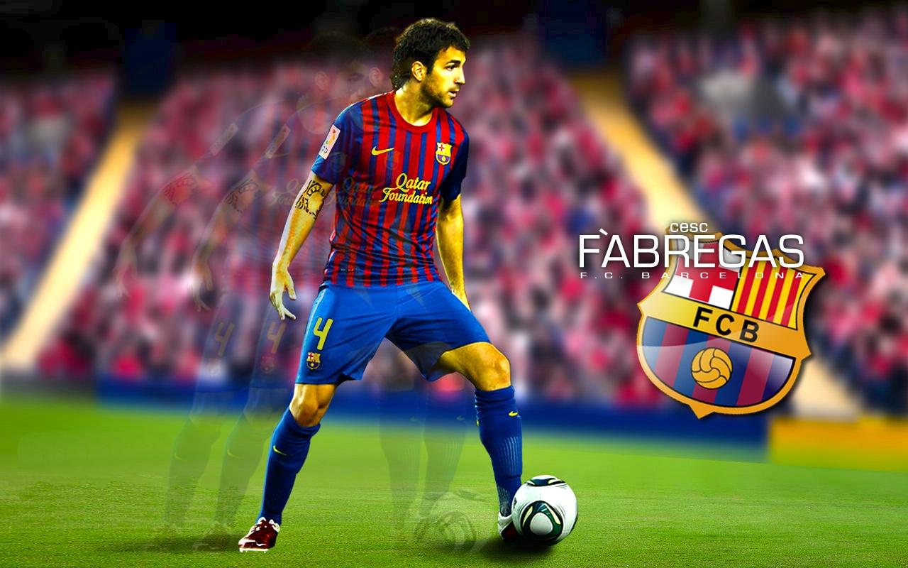 Cesc Fabregas Football Player Latest Hd Wallpapers 2013