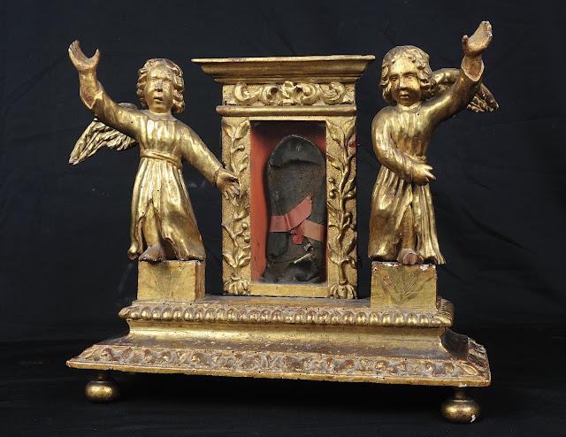 Το Σανδάλι της Παναγίας (Lou San Sabatoun) https://leipsanothiki.blogspot.com/