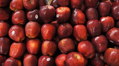 Cara memilih buah apel dan manfaatnya