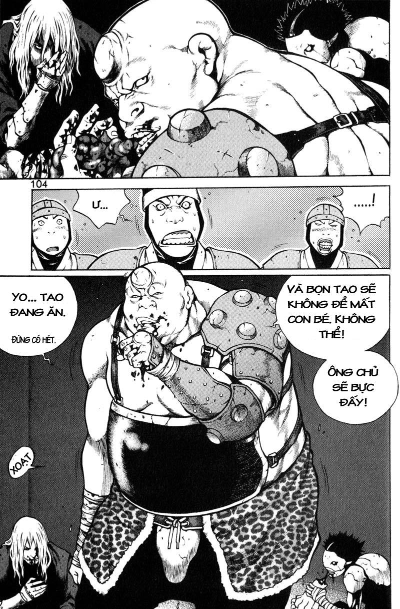 Banya chap 018 trang 10