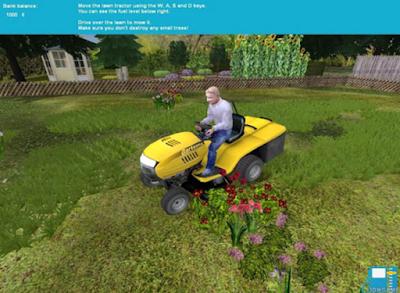 模擬花園2010(Garden Simulator 2010),種植一片自己的美麗後花園!
