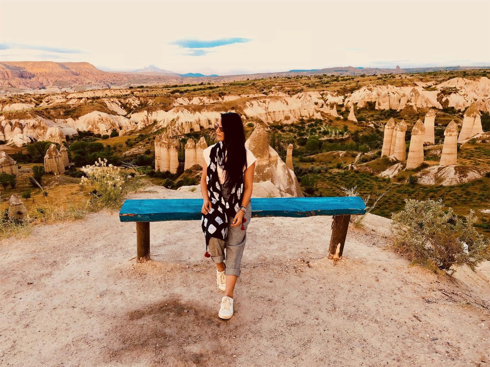 Love Valley Cappadocia - Places to see in Cappadocia