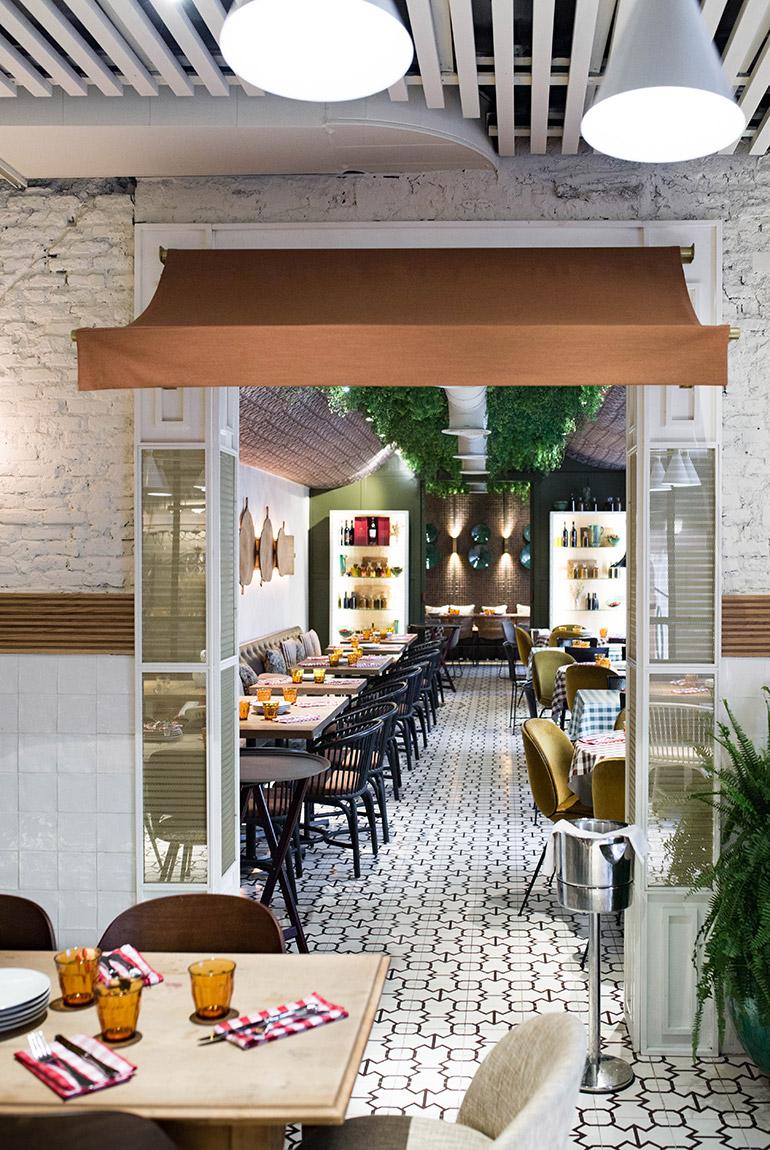 restaurante-fellina-cocina-italiana-madrid-salón
