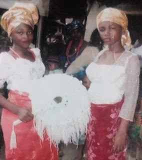 Photo: Two sisters, aged 12 and 14 missing in Bayelsa State since Independence Day