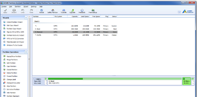 Download and Review AOMEI Partition Assistant Standard Edition  6.1