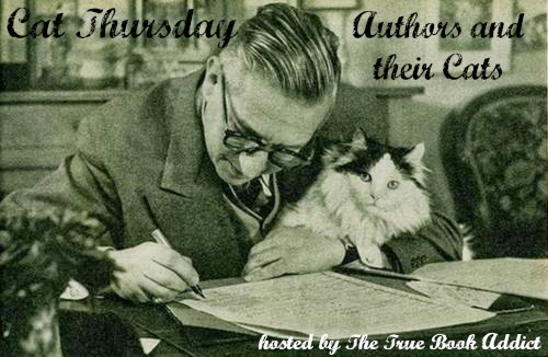 #CatThursday - #Authors and #Cats (59) Anais Nin