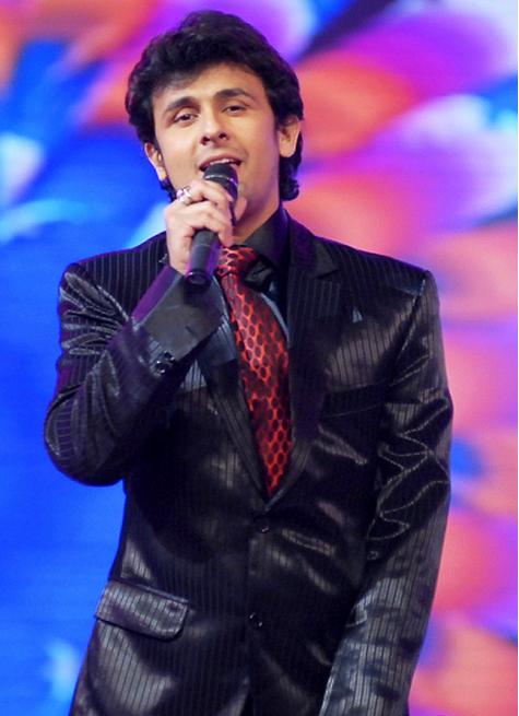 Singer Sonu Nigam