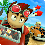 Beach Buggy Racing Mod Apk for Android Terbaru Beach Buggy Racing v1.2.20 Mod Apk (Unlimited Coins + All Cars Purchased)