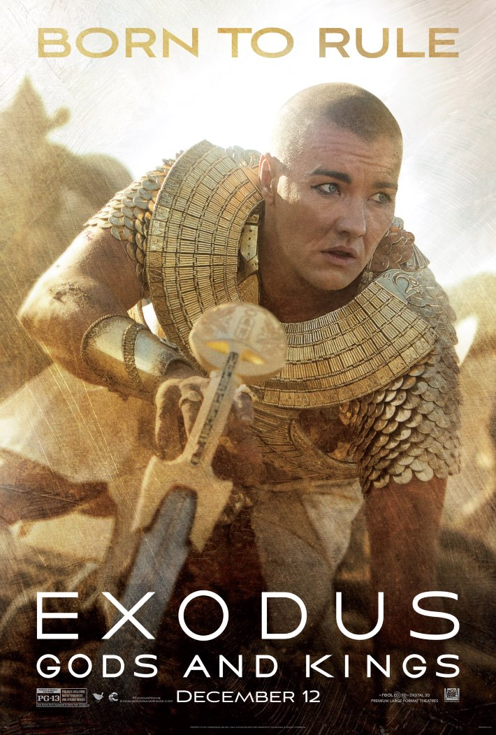 Poster 3: Exodus Gods and Kings