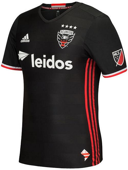 6df6513fba Adidas lança as camisas do DC United para a MLS 2016 - Show de Camisas