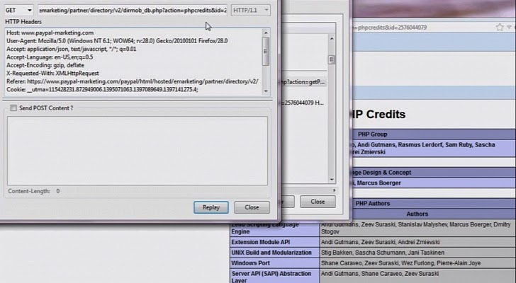 RCE, Information Disclosure and XSS Flaws Found in PayPal