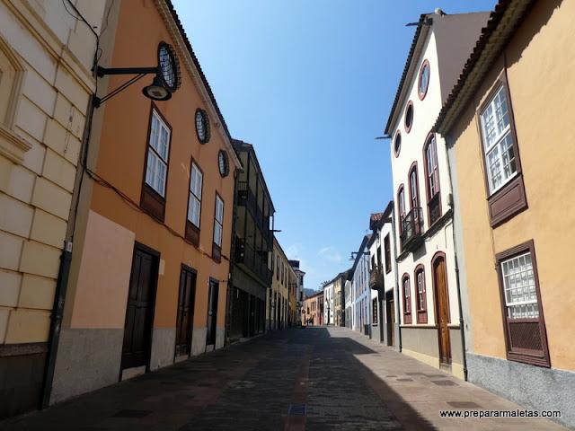 calle de La Laguna