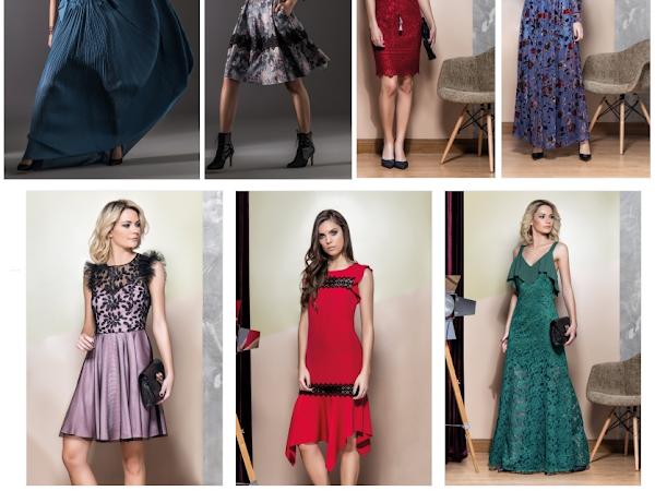 Nova coleção de vestidos Ana Sousa outono/inverno 2017/18