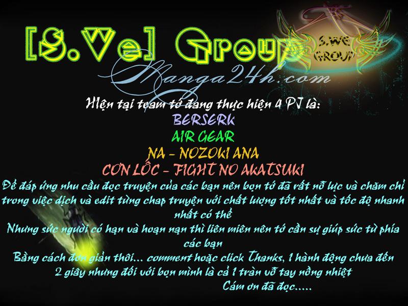 Nozoki Ana chap 21 - Trang 22