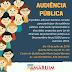 Prefeitura de Maruim promove audiência pública para discutir LDO/LOA 2019
